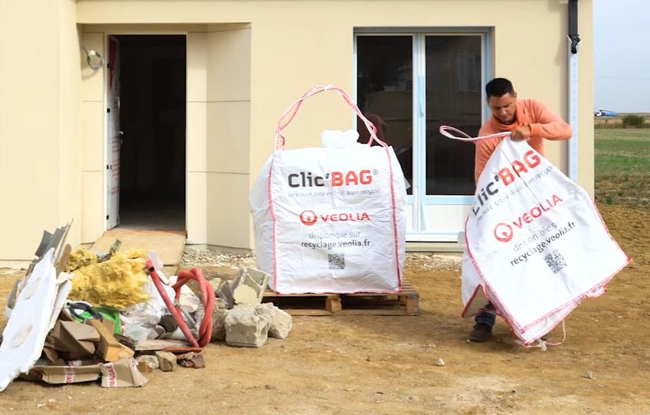 Gestion des déchets de chantiers