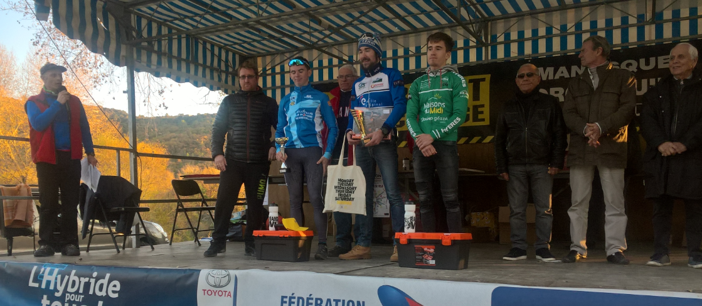 10ème édition du Cyclocross de Gréoux : EDB Manosque présent !