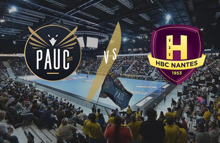 Rencontre PAUC - HBC Nantes rediffusée en direct sur Bein Sport HD2
