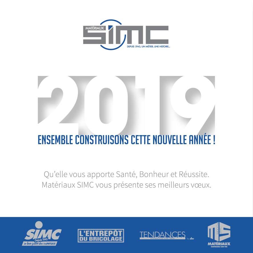 Voeux 2019 SIMC