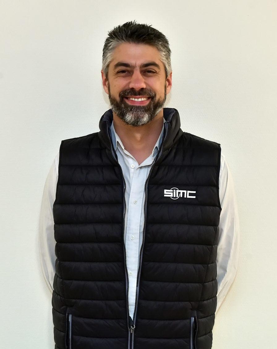 Adrien ENOC DRH de SIMC Matériaux