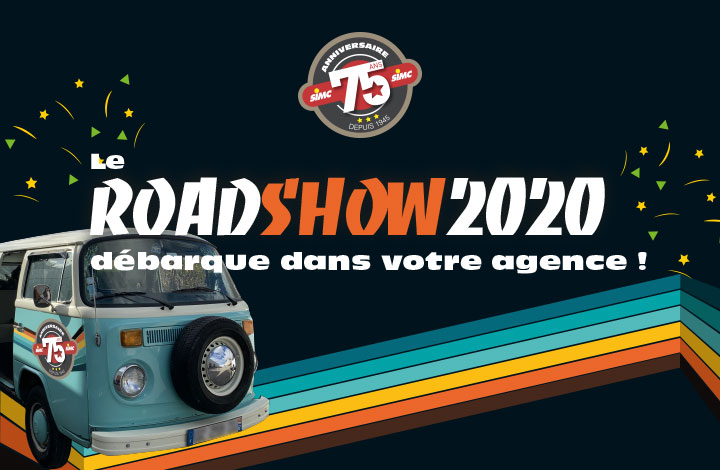 Le RoadShow débarque en agence !